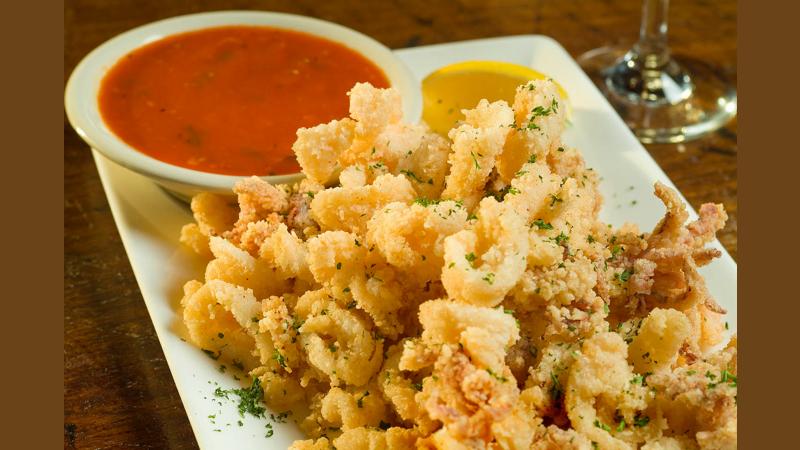 Appetizer Calamari